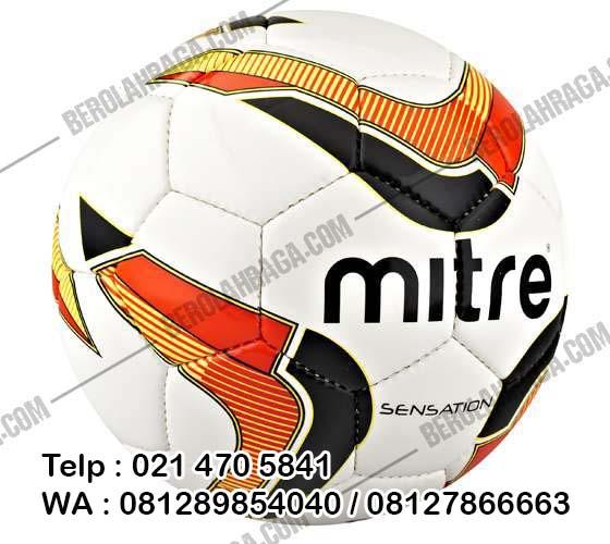Bola Sepak Mitre murah di Jakarta, Kualitas standard kompetisi, shipping ke seleruh wilayah Indonesia, harga paling murah grossir